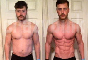 cutting before and after