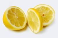 lemon teeth whitener